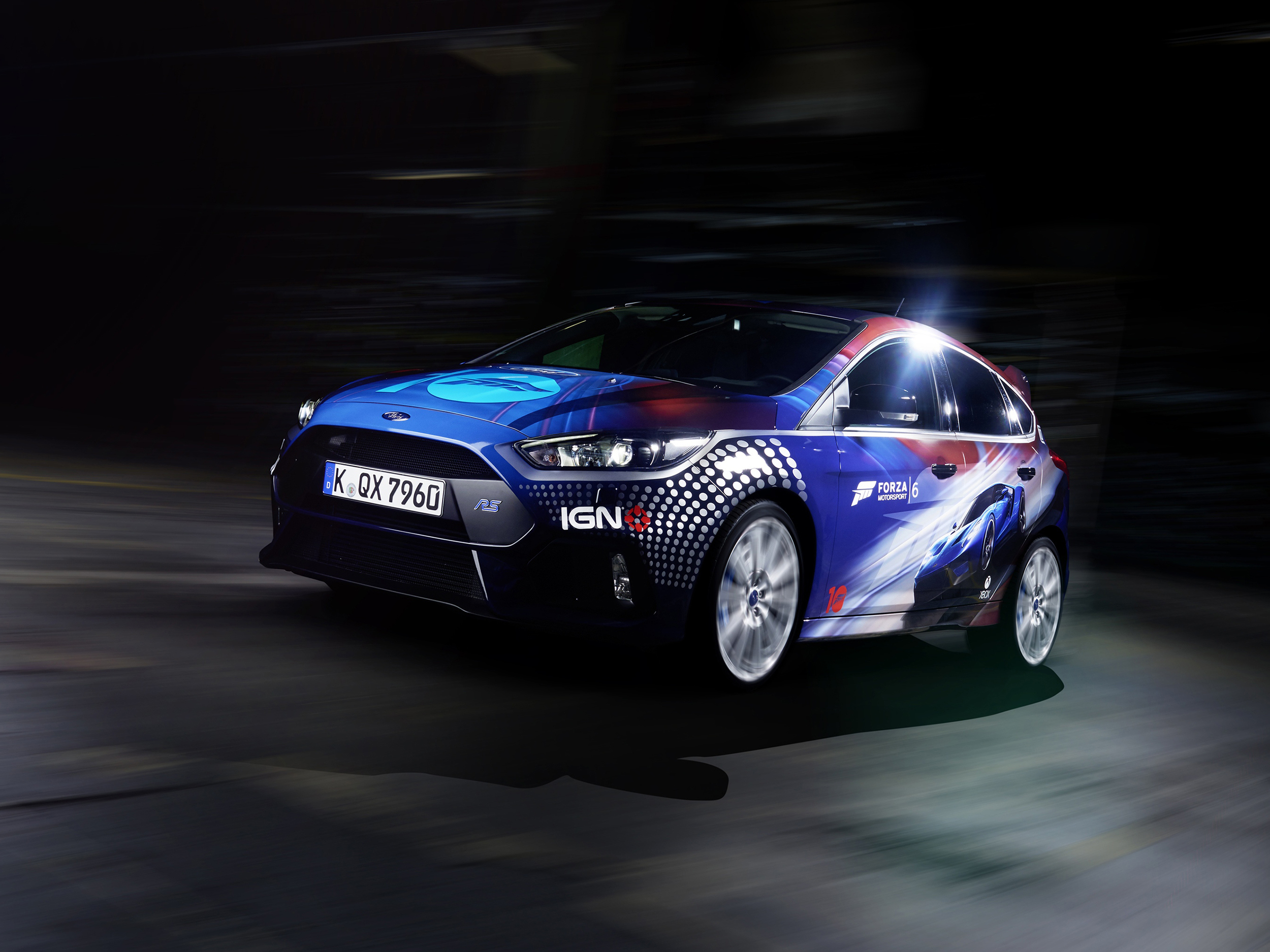 Forza Focus RS heads to Gamescom