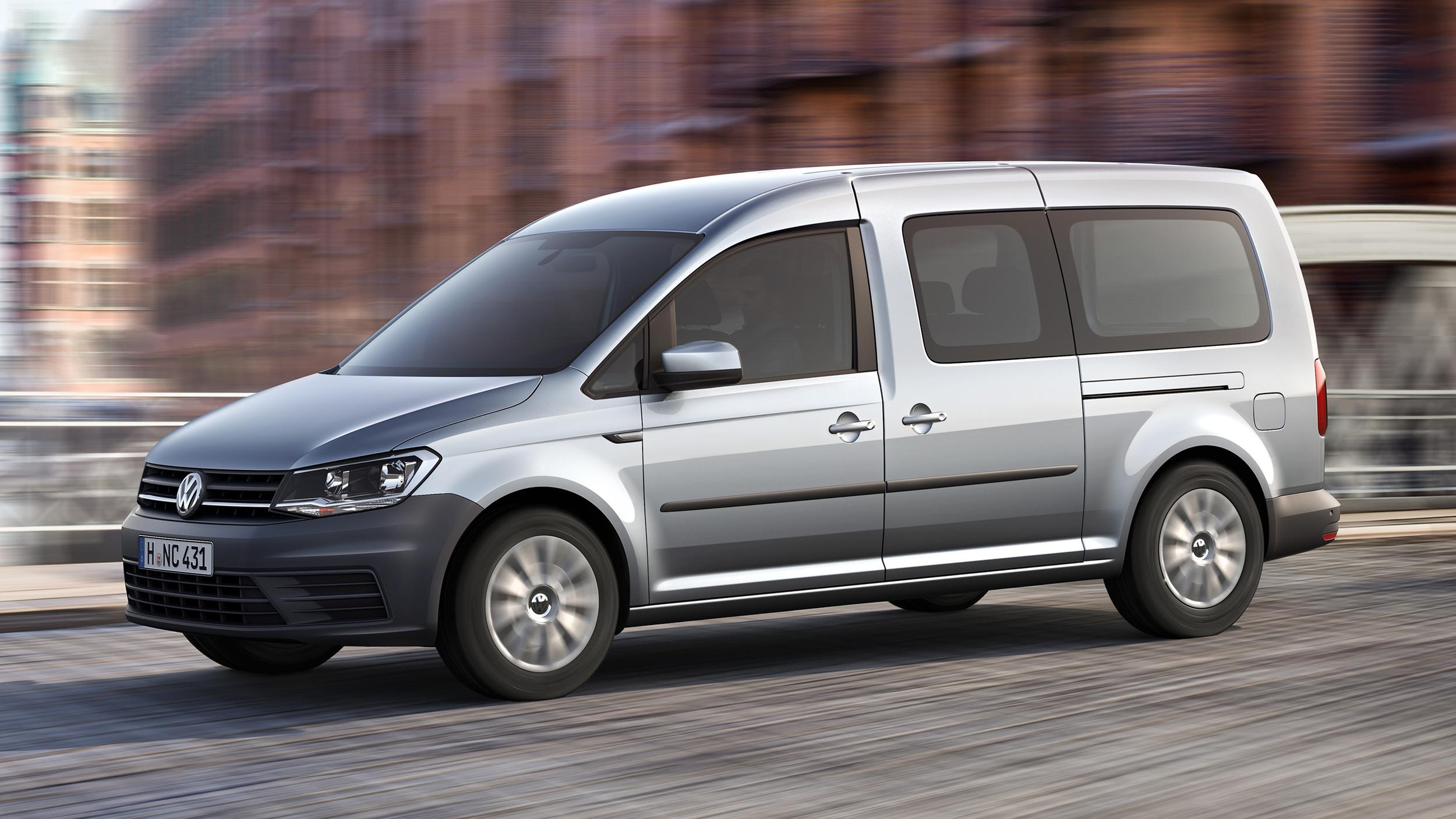 Volkswagen Caddy pricing confirmed