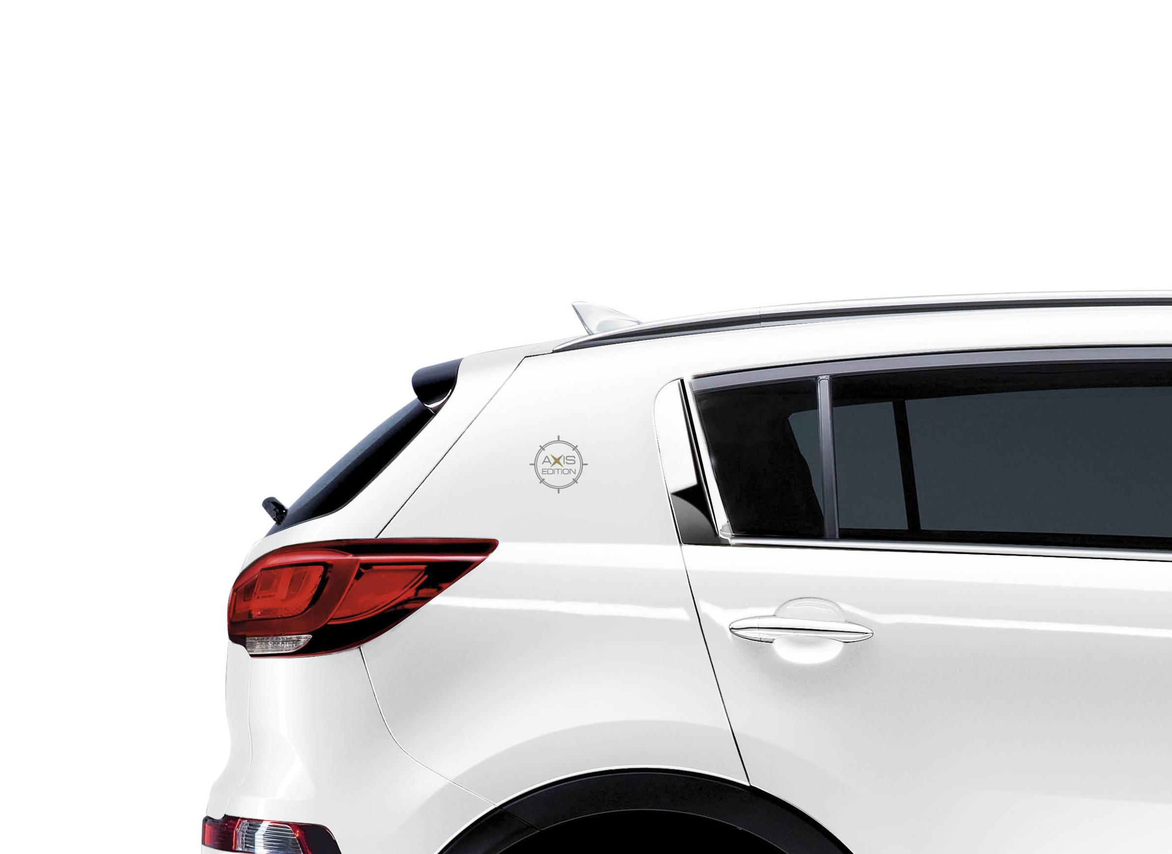 Kia Sportage Axis Limited Edition