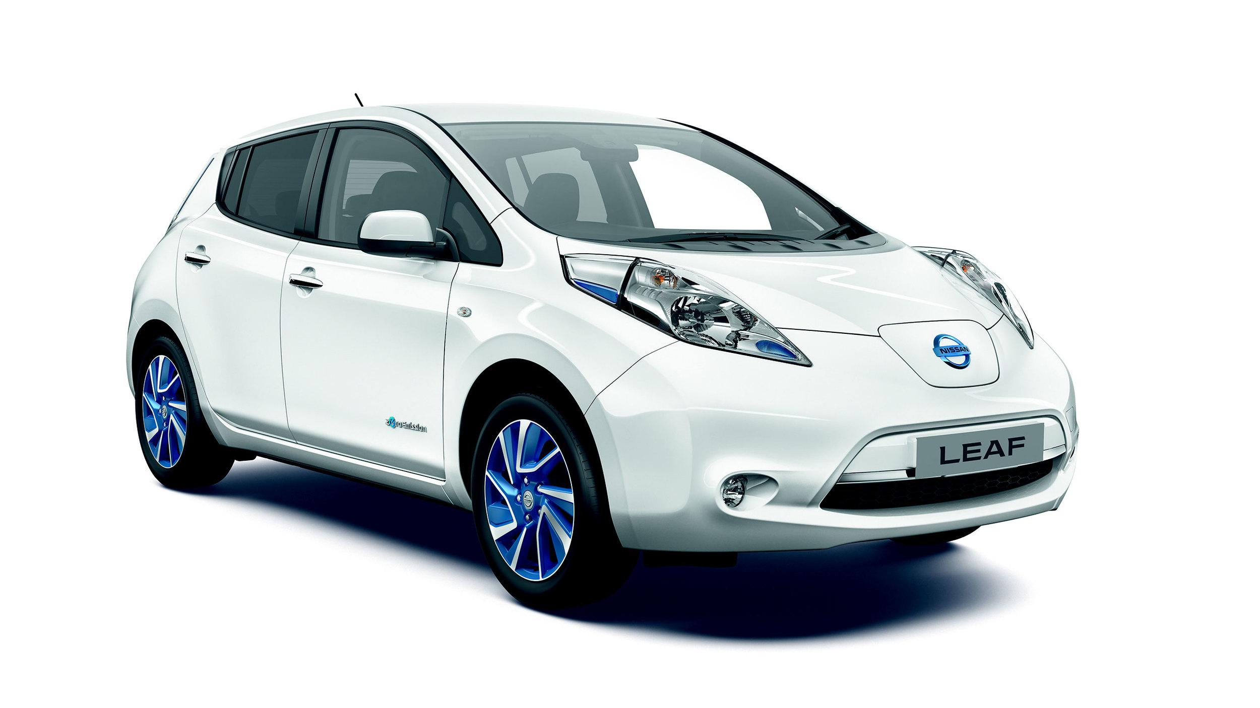 Nissan adds Acenta+ to LEAF range