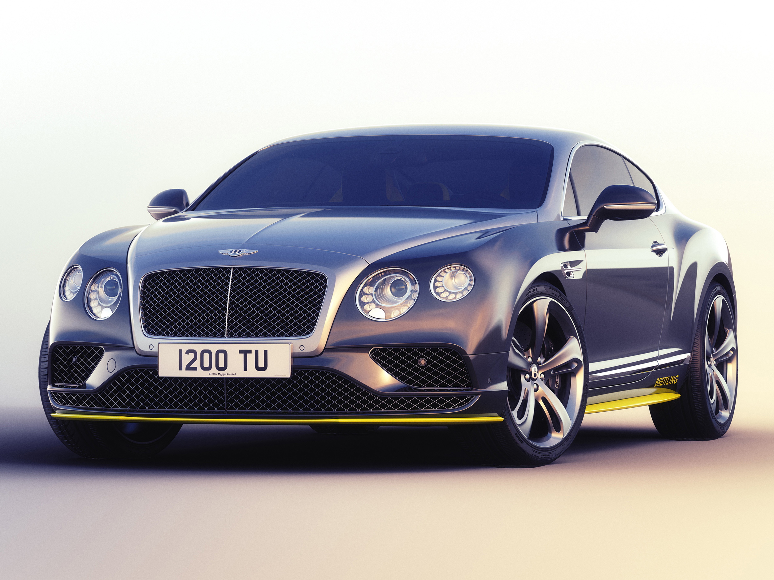 Exclusive Bentleys inspired by Breitling Jets