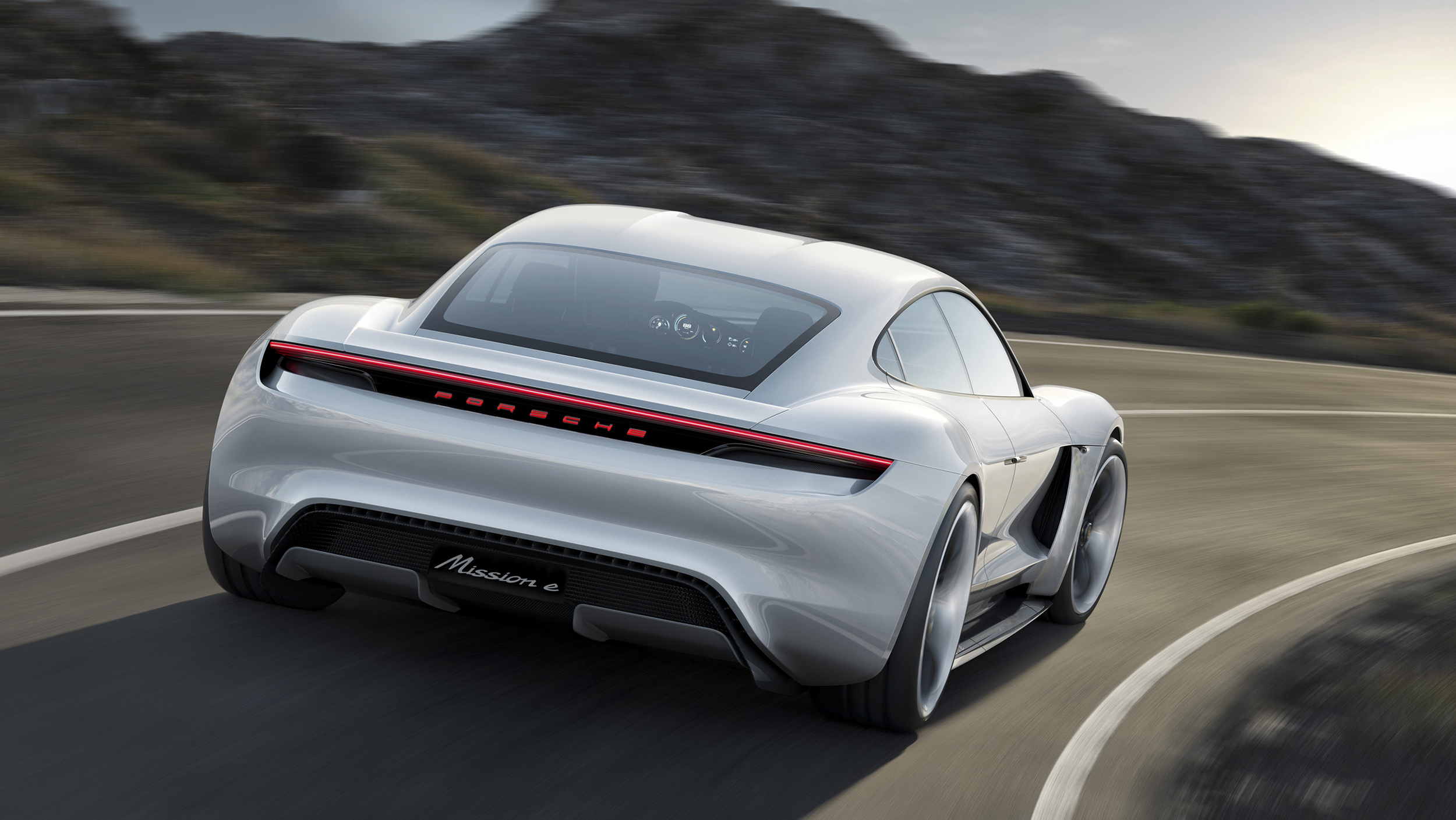 Porsche gives all-electric Mission E the go-ahead