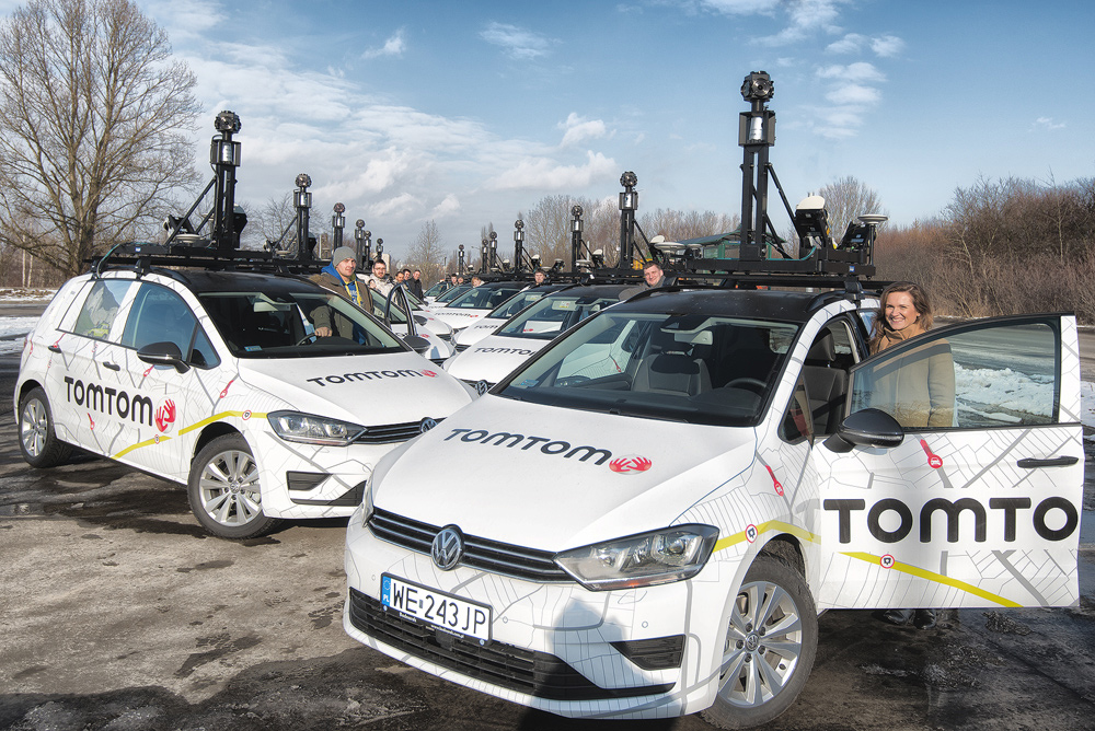 Bosch and TomTom partner on maps for automated driving