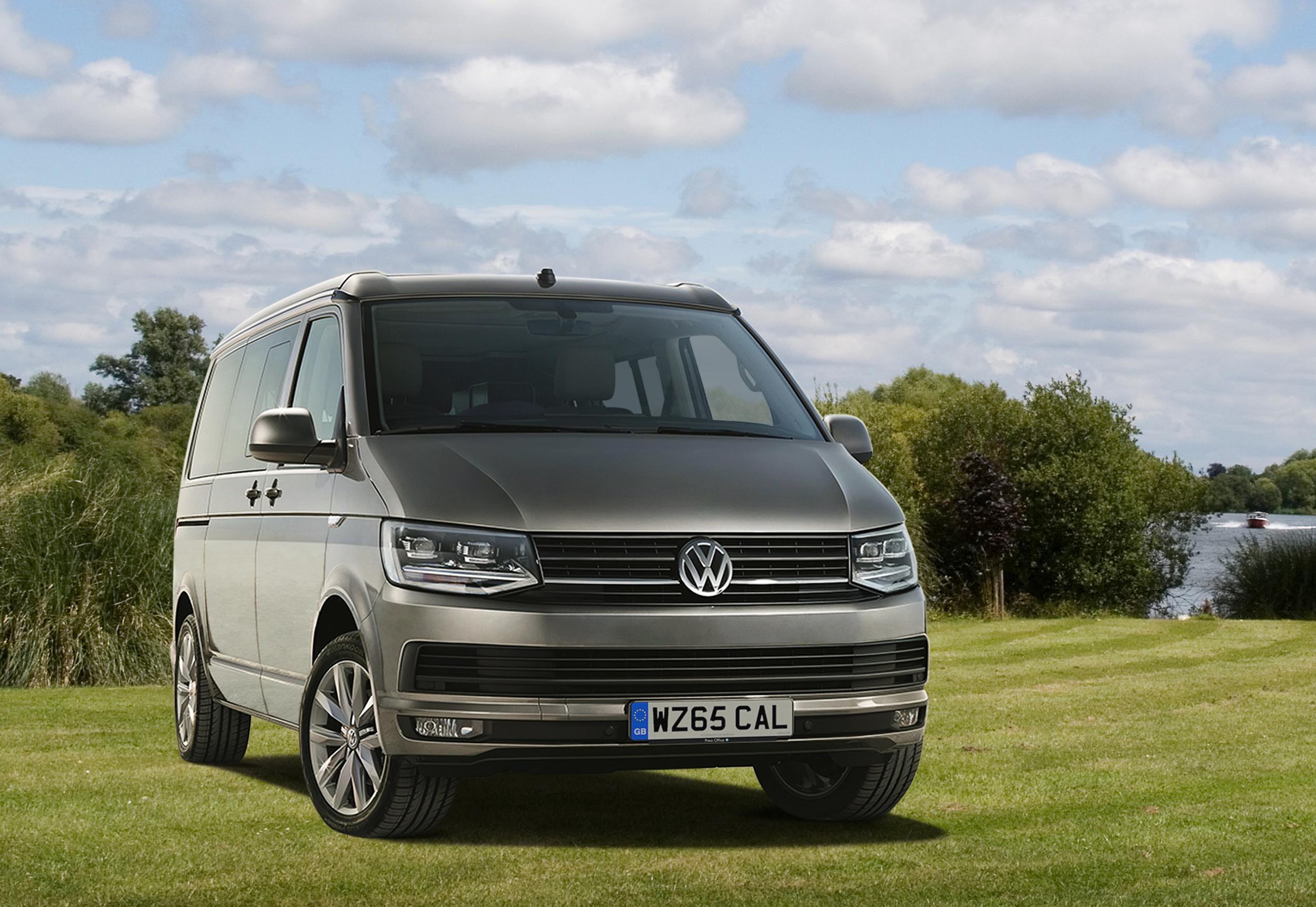 Volkswagen California pricing confirmed
