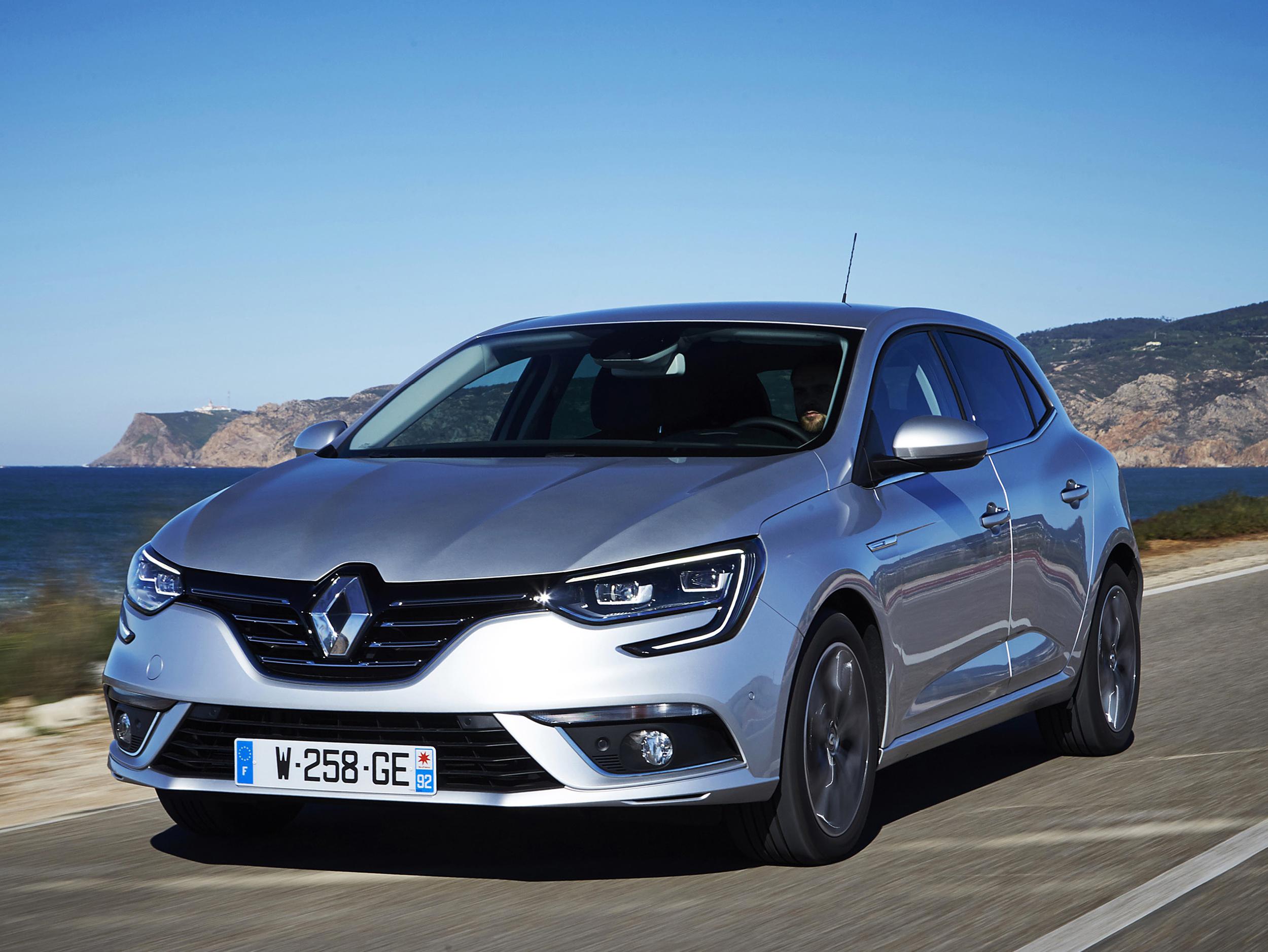 Renault reveals more new Megane details