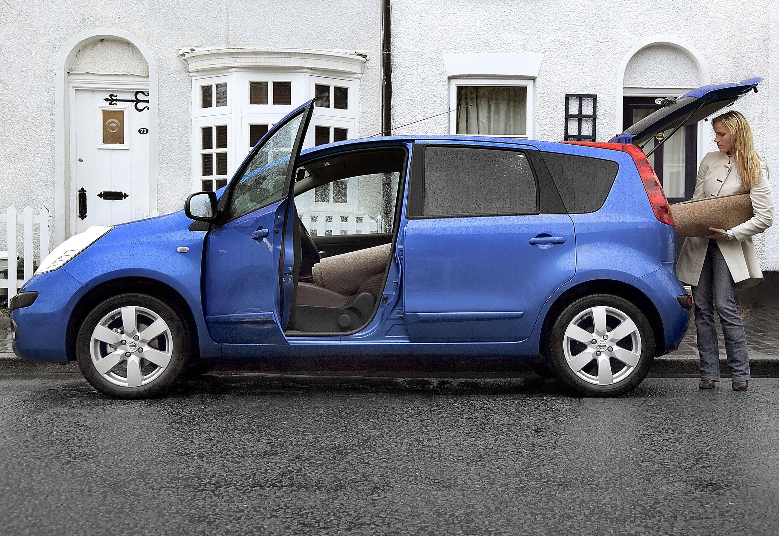 Nissan Note MkI 02.jpg