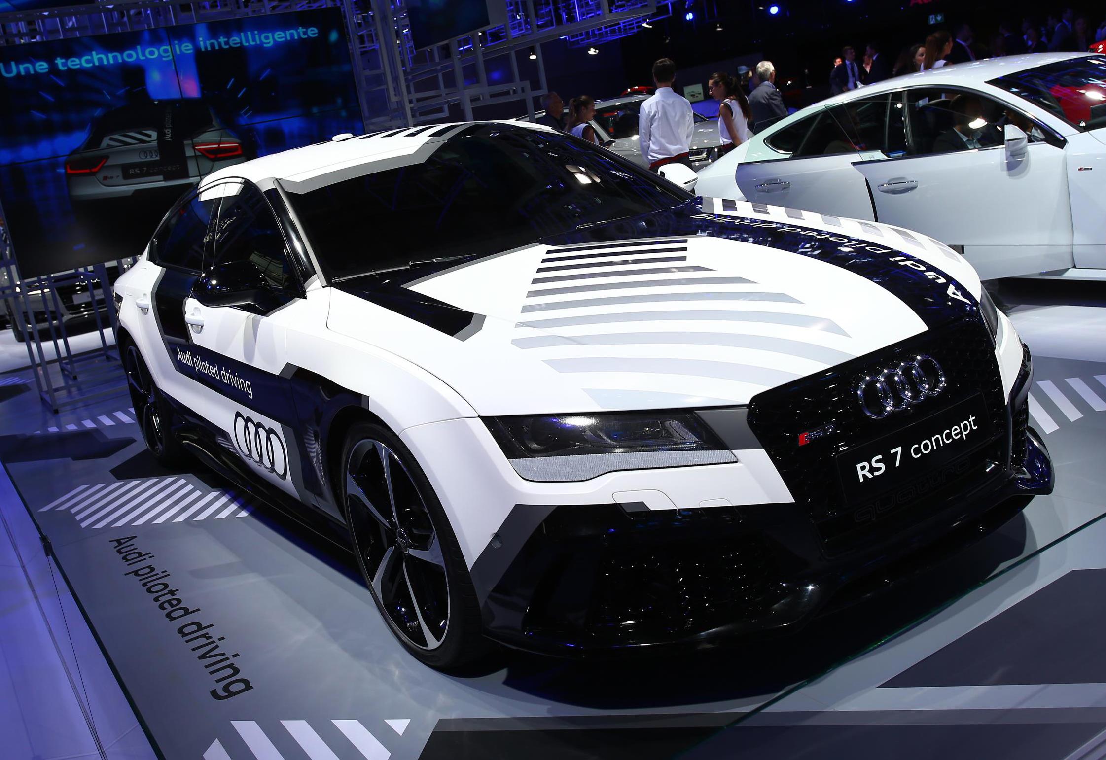 Audi RS 7 concept