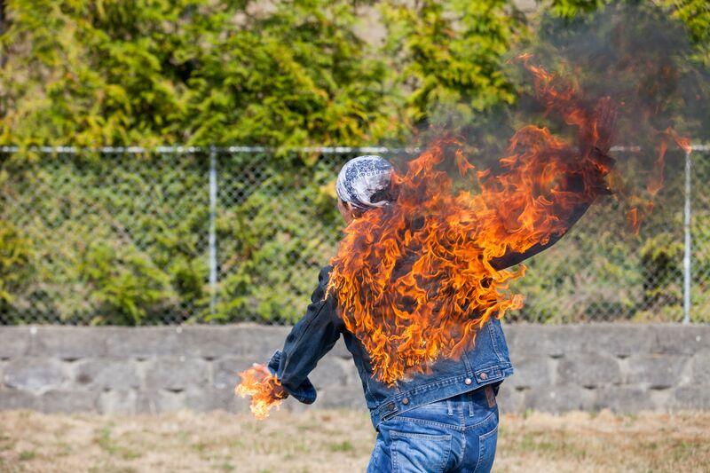 2015 Individual Burn