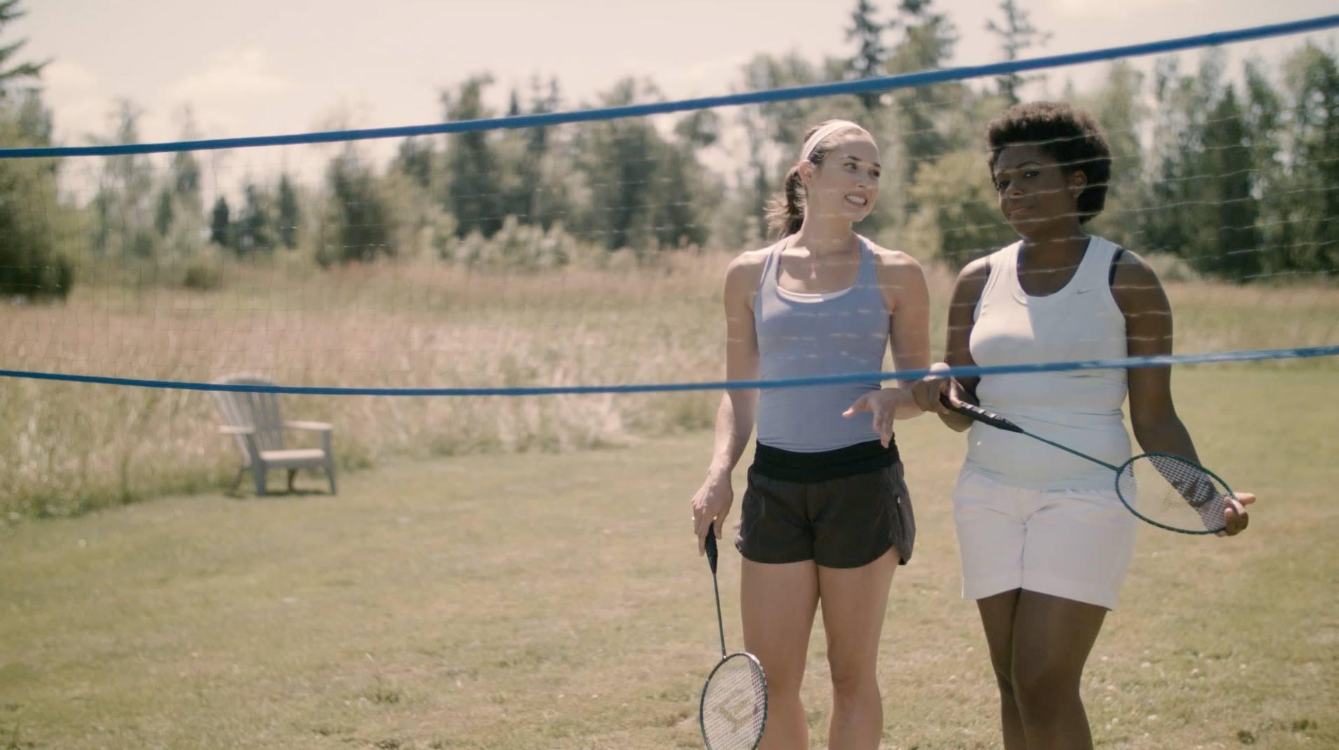Badminton to the Bone