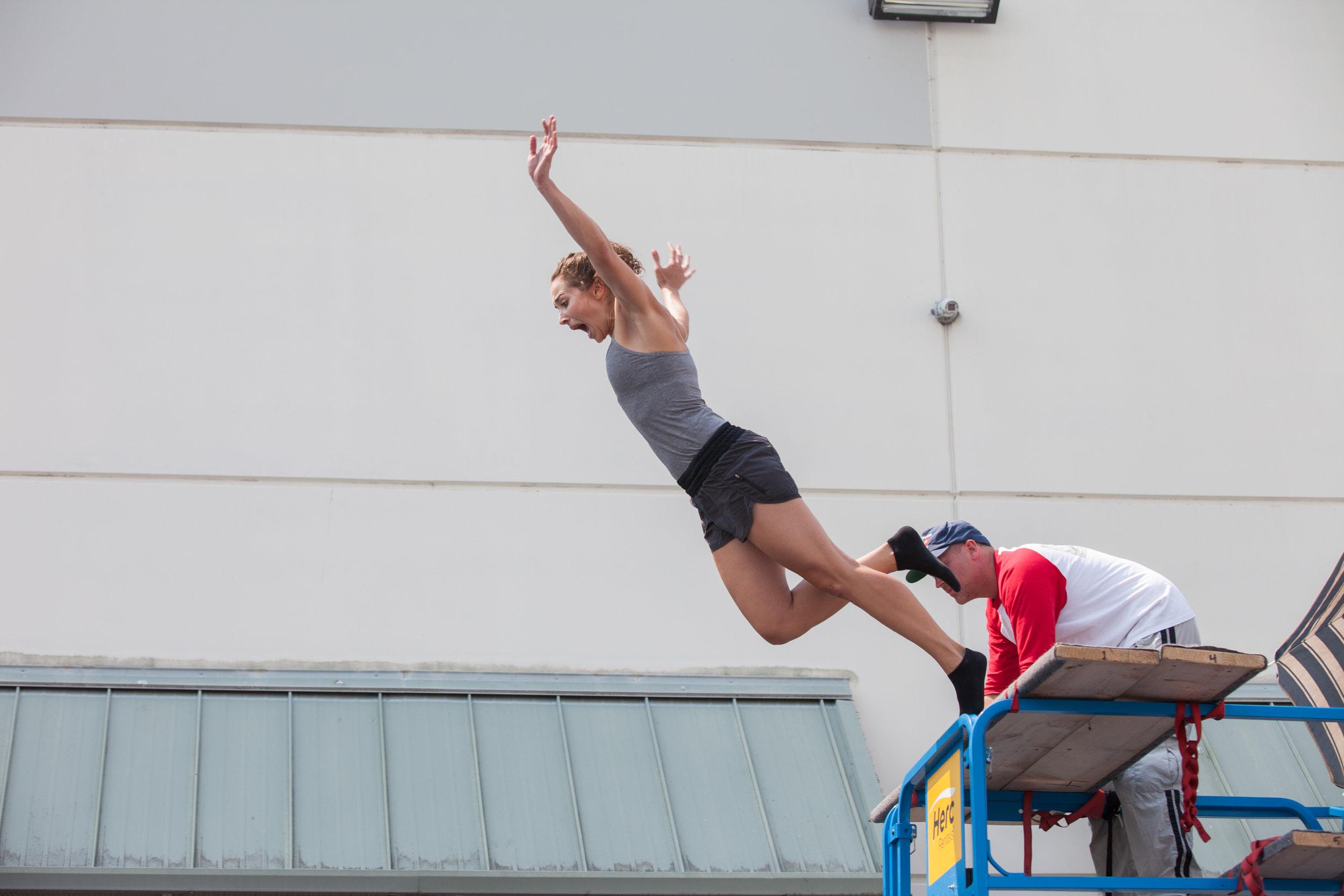 High Fall Training 2017
