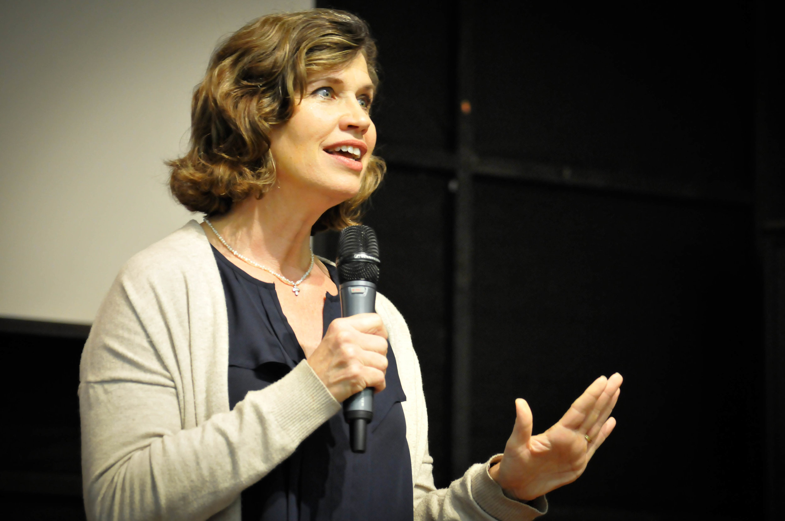 Deb Gore, Discipleship Unlimited Volunteer