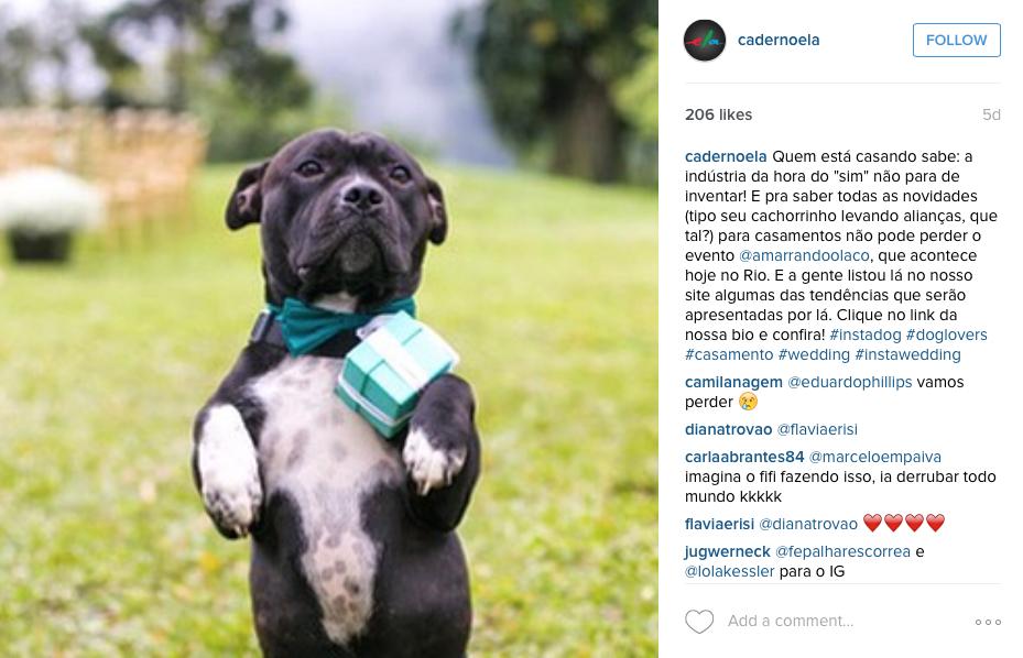 "23/09 - Instagram ""Caderno ELA"""
