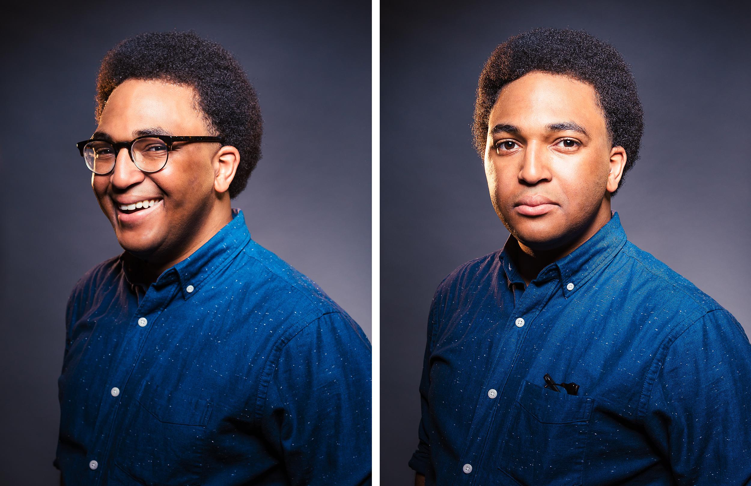 Men Headshots Photography by FullMotion Photos+Cinema - Kenny Chan