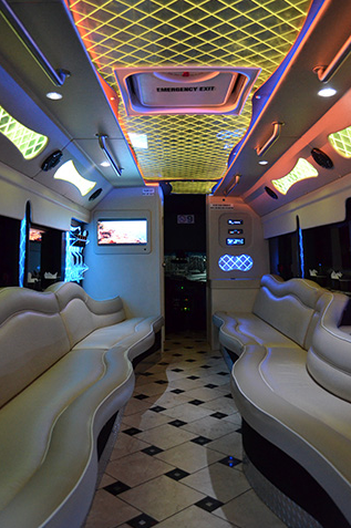 party bus rochester ny