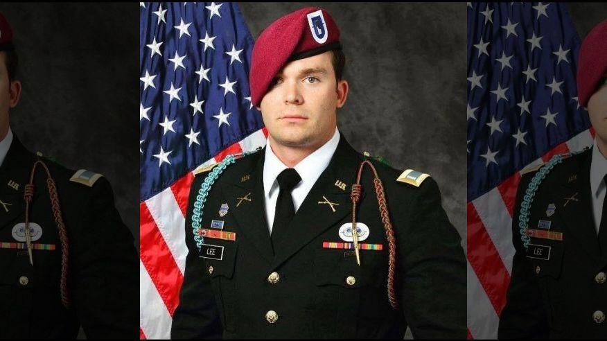 1st Lt. Weston Lee