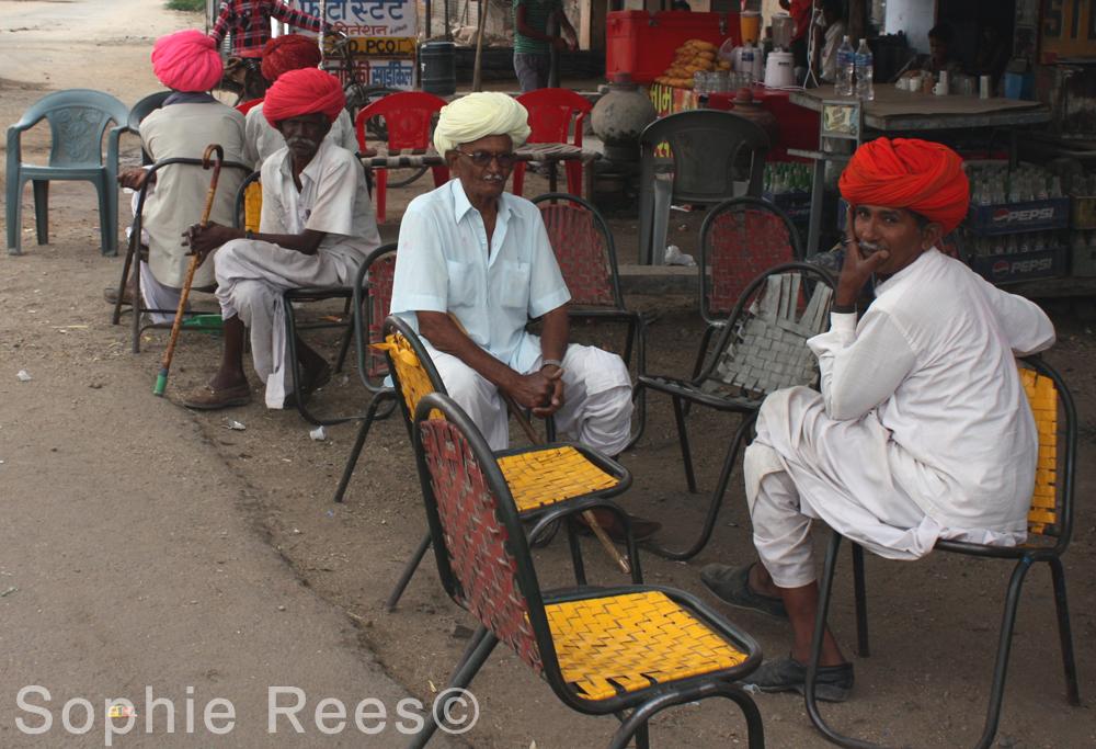 Turbans, Jodhpur, 2013