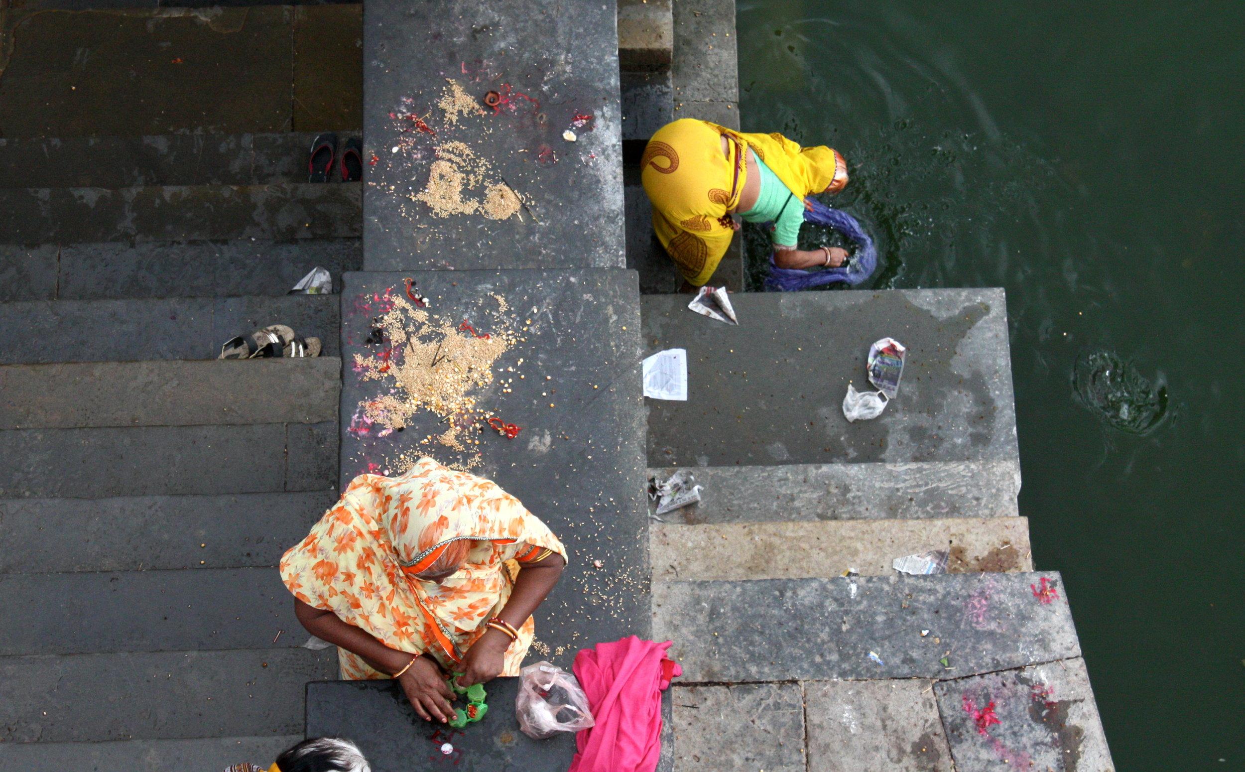 Wash day, Chittagorgh, 2018