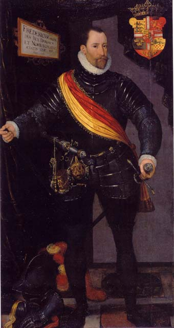 Frederick II of Denmark and Norway