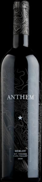 2010 Anthem Mt. Veeder Estate Merlot
