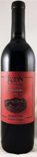 2015 Troon Red Label Zinfandel, Applegate Valley