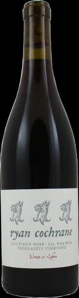 "2013 Ryan Cochrane Wines Pinot Noir Sta. Rita Hills ""Fiddlestix Vineyard"""