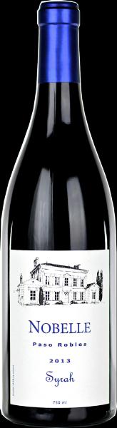 2013 Nobelle Wines Syrah