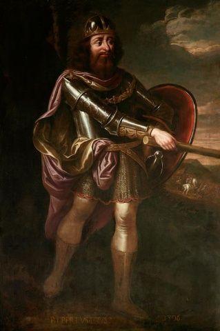 Robert_Bruce,_King_of_Scots_Jacob de Wet II.jpg