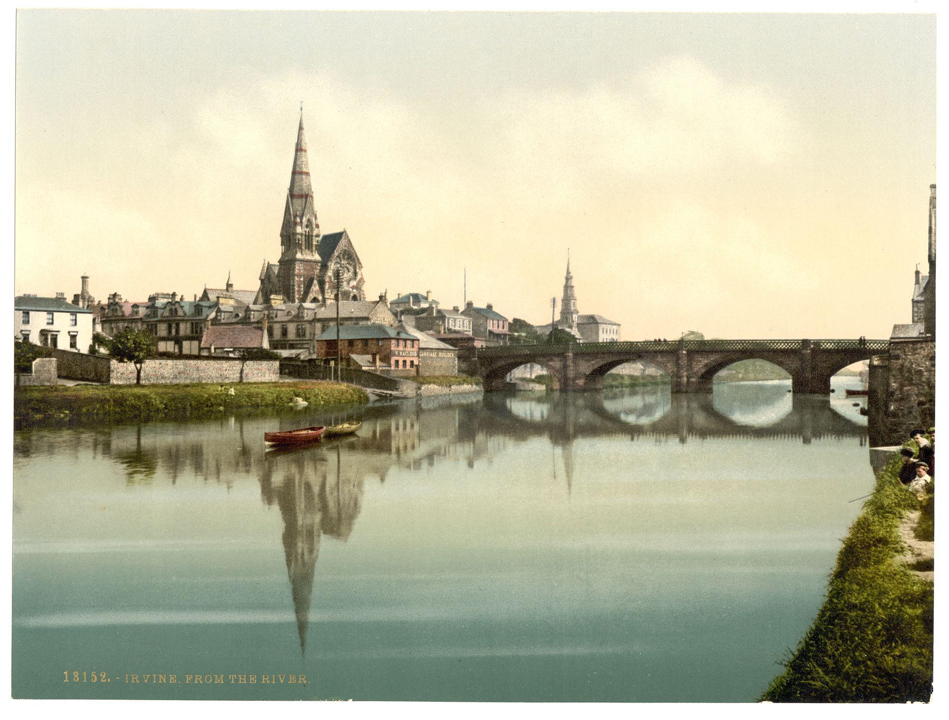 Irvine_from_the_river,_Scotland-LCCN2001706027.jpg