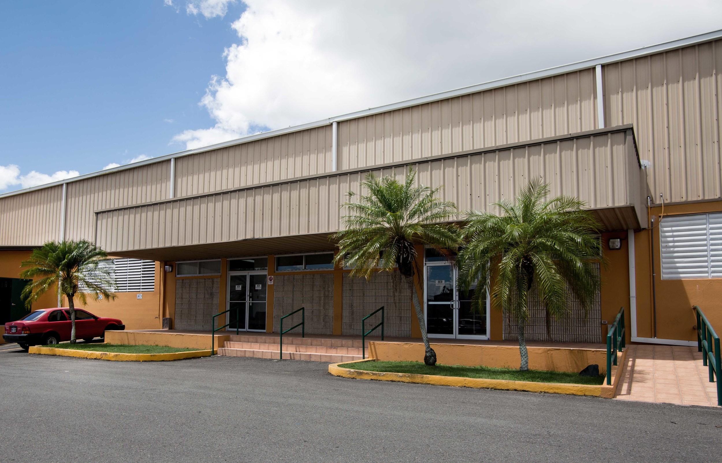 Angora Industrial Park