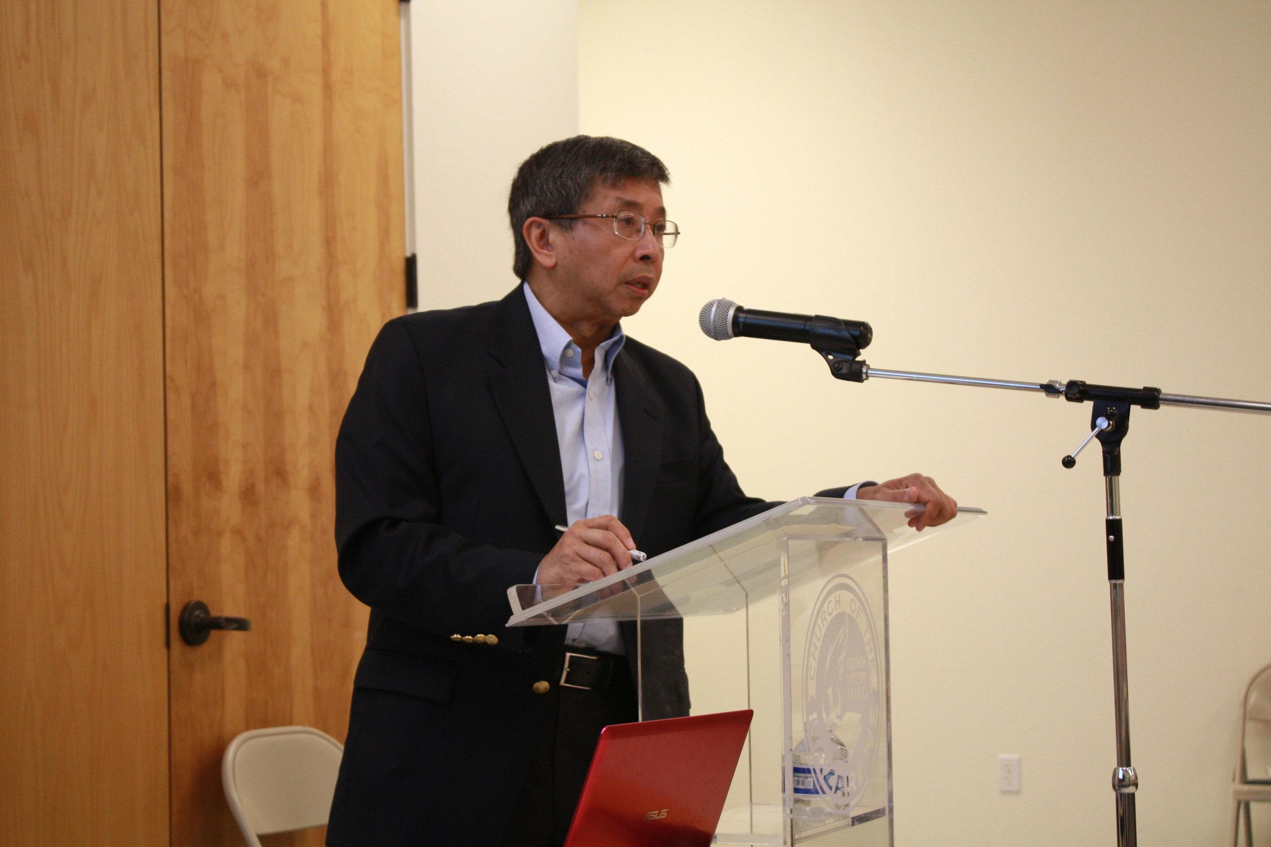 Mr. SW Lam website is www.moneyradio.org