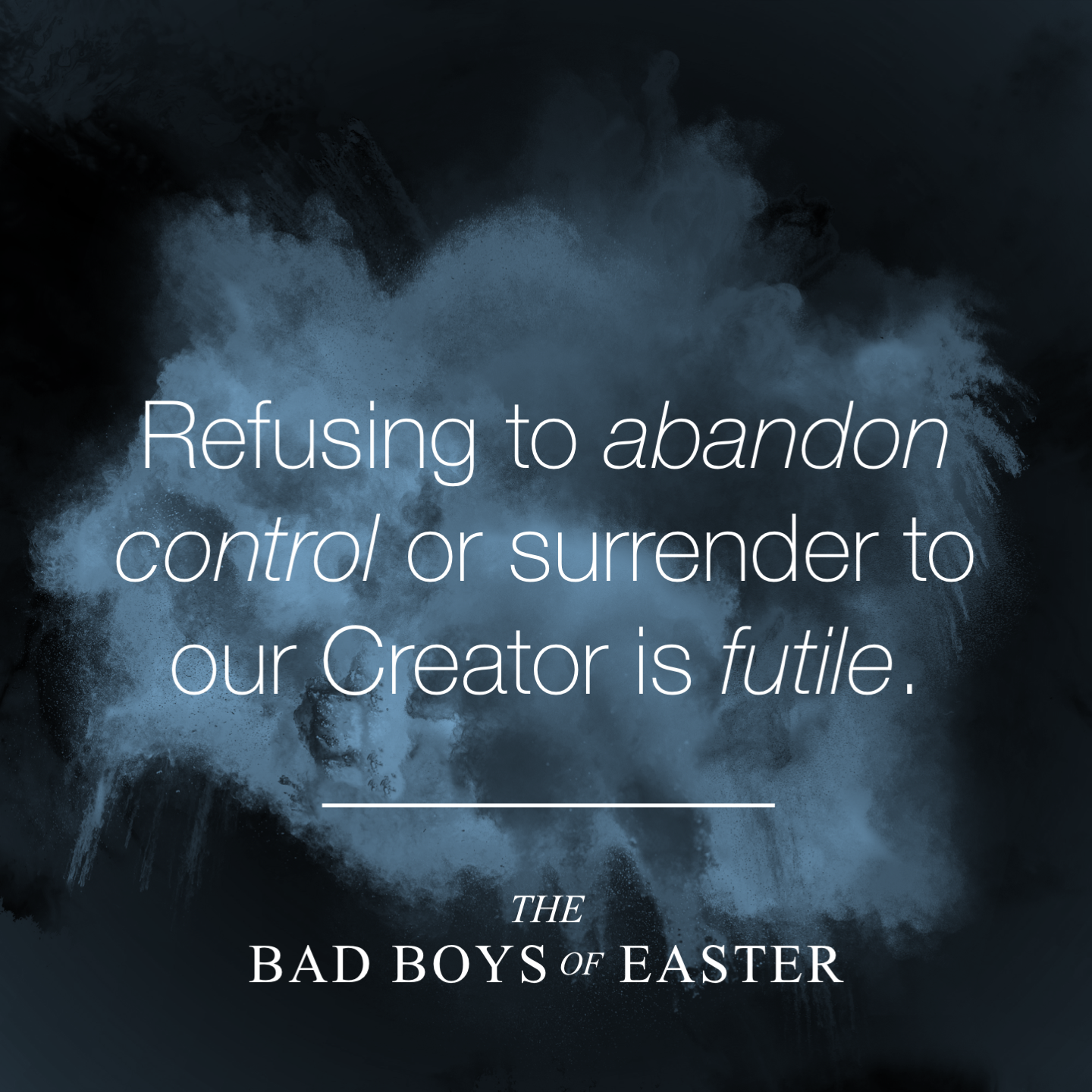 The Bad Boys of Easter - Summary #1