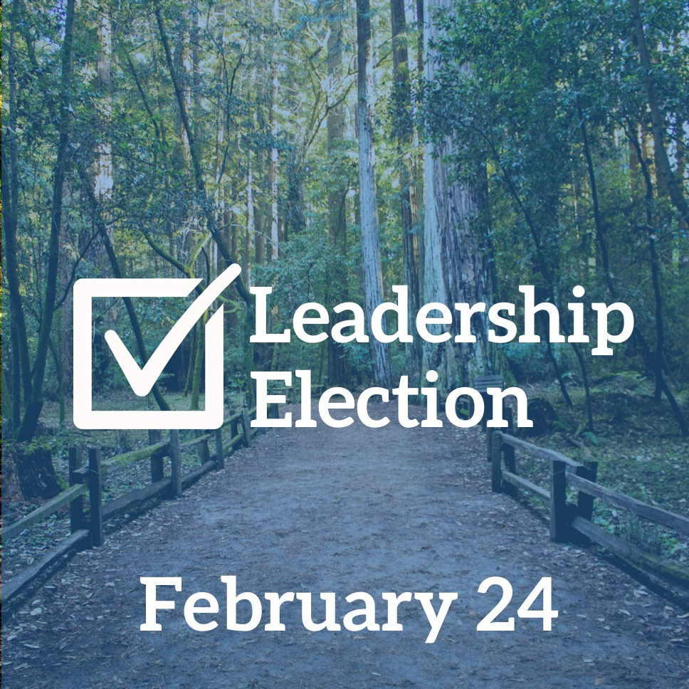 Leadership Election - Feb 24