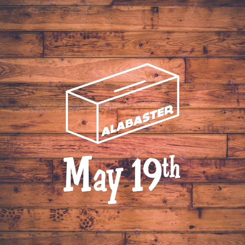 Alabaster - May 19