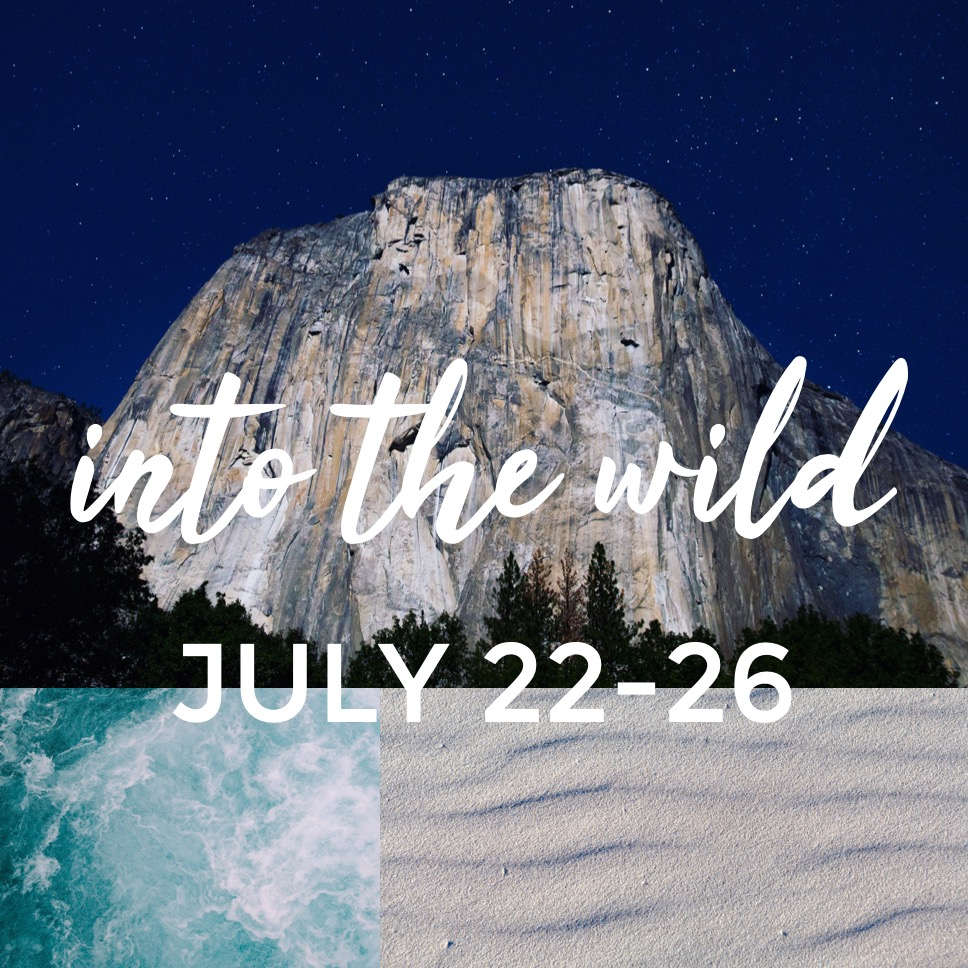 Into the Wild - July 22-26