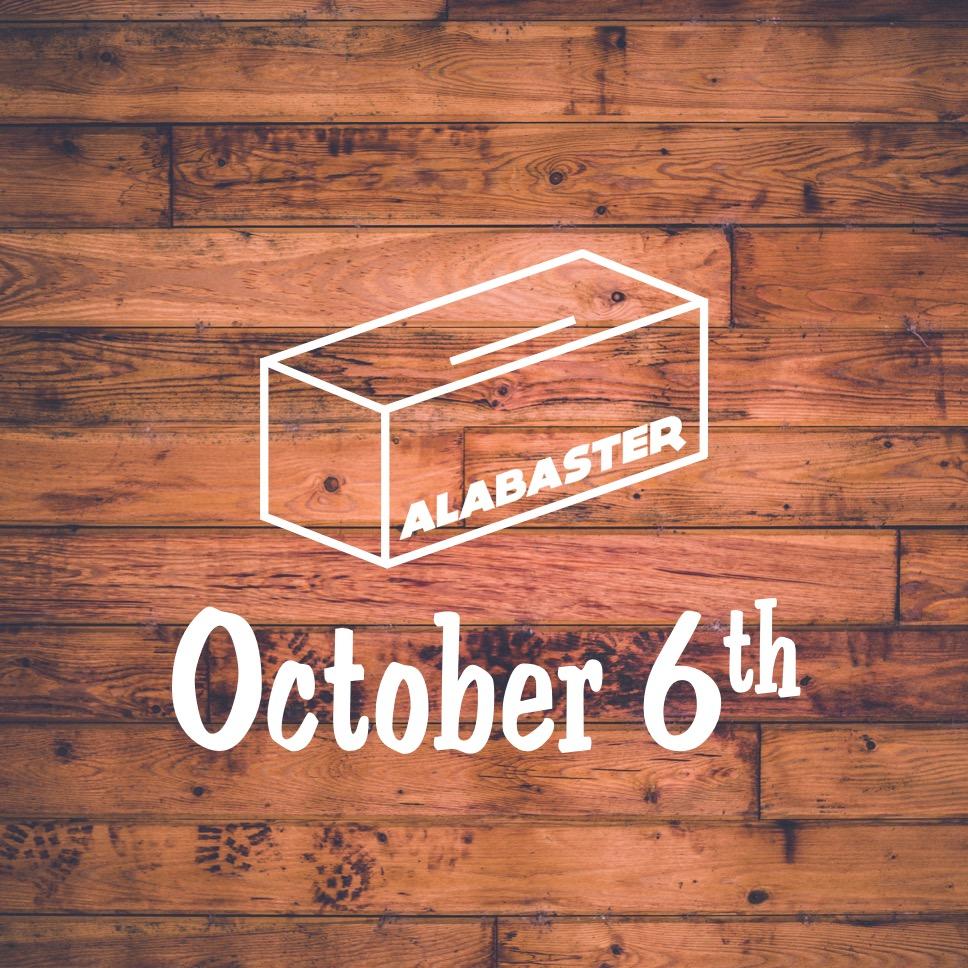 Alabaster - Oct 6