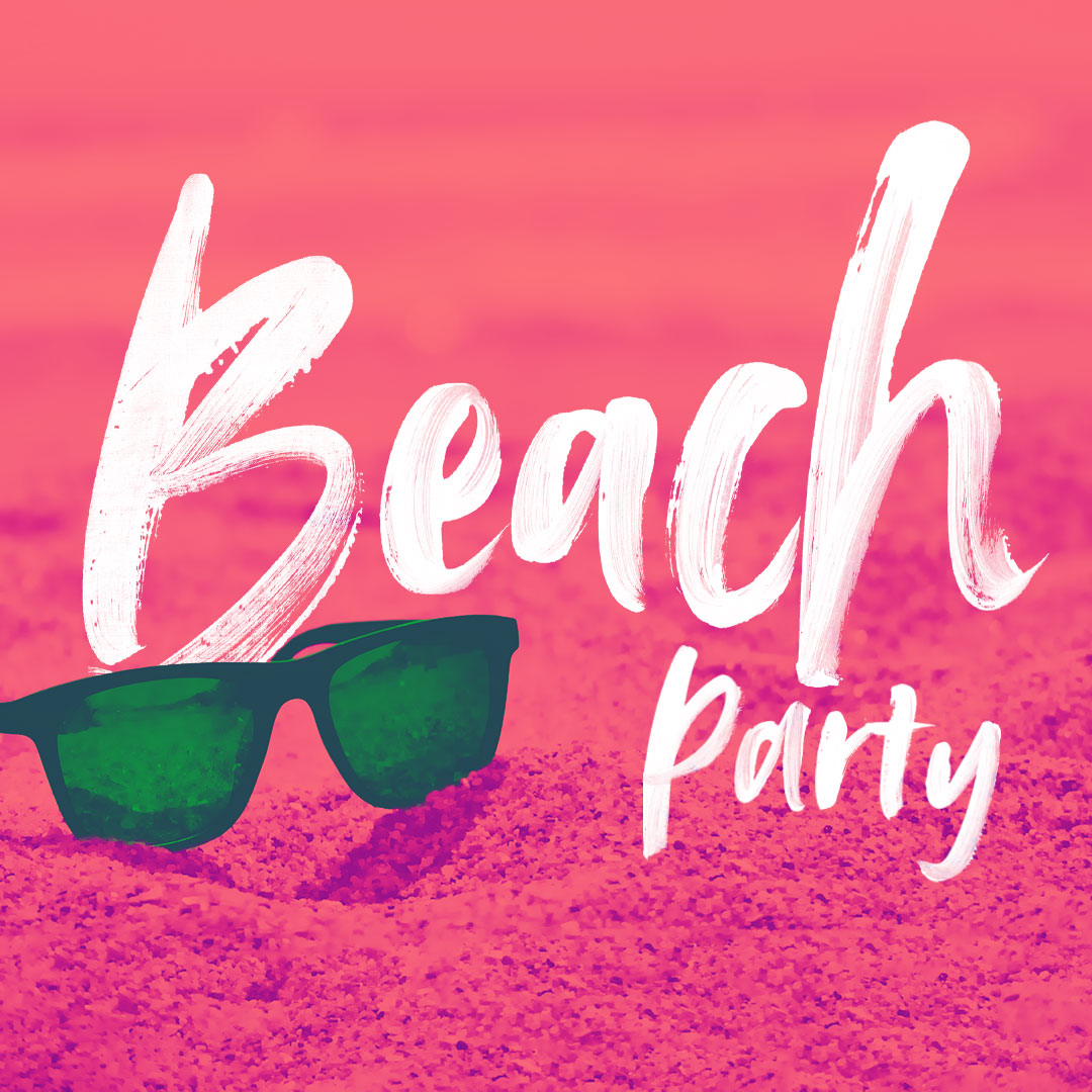 Beach Party - Sept 28
