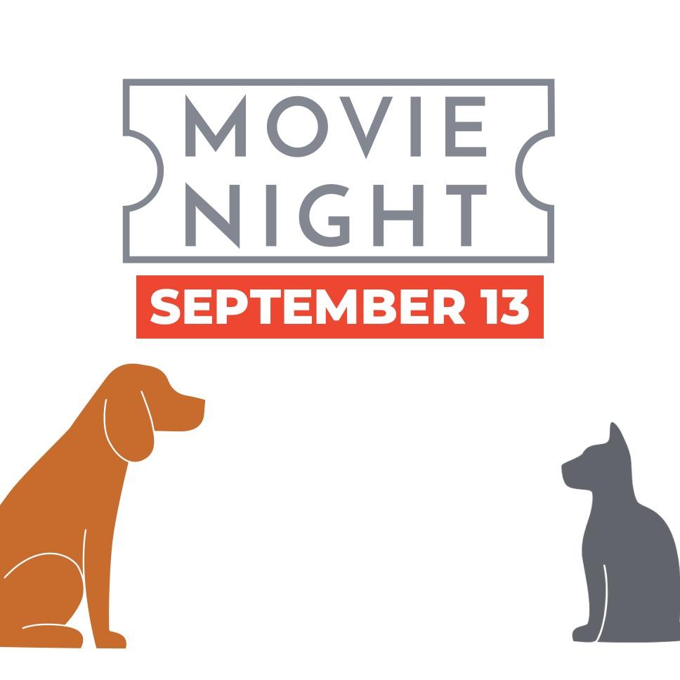 Movie Night - Sept 13