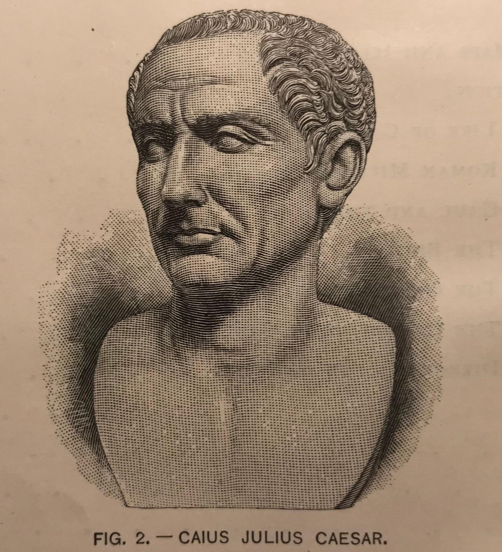 Gaius Iulius Caesar -