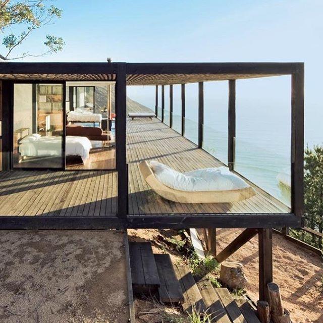 Beachfront dreams