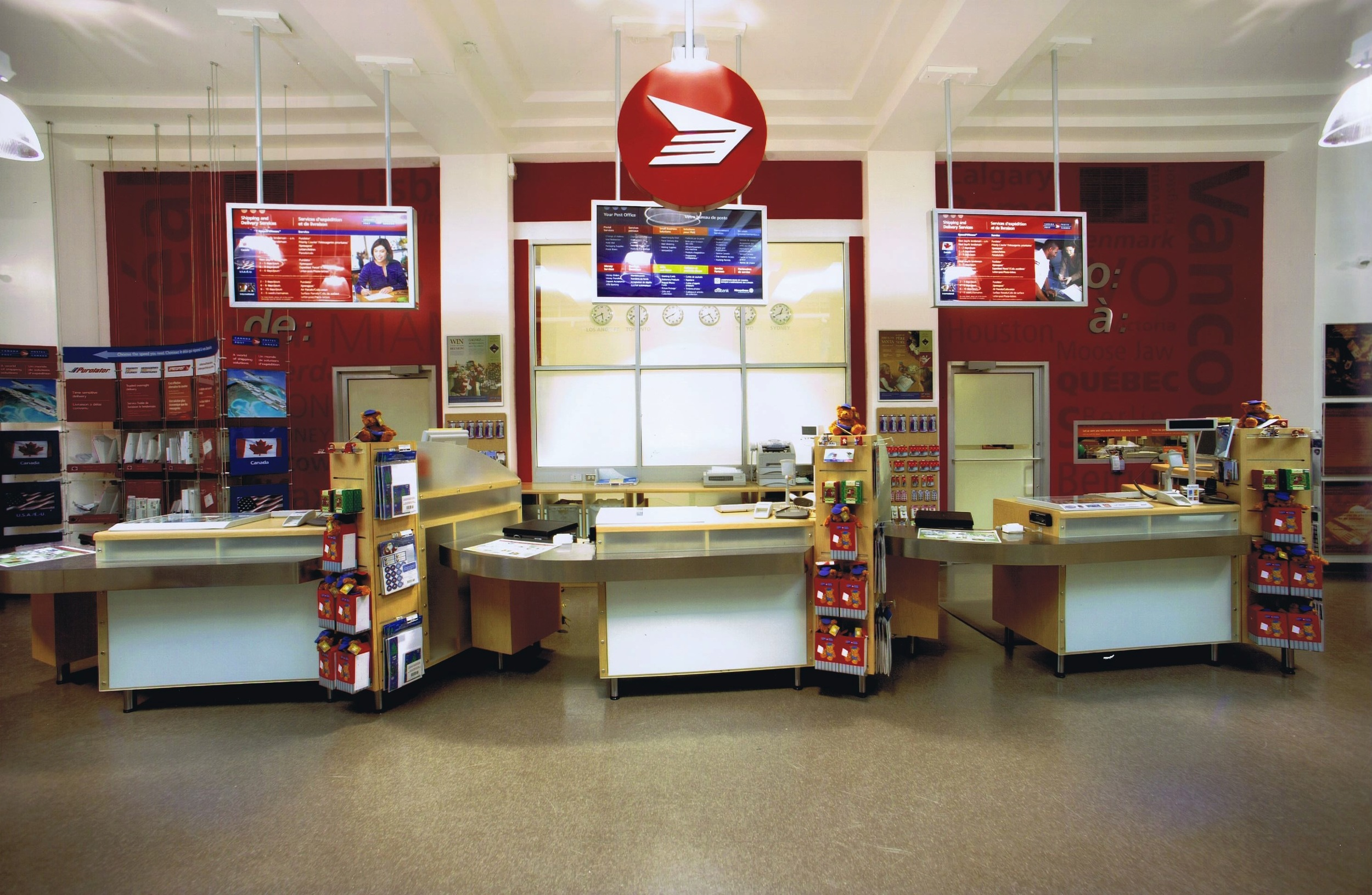 Canada POst Corporate Flagship