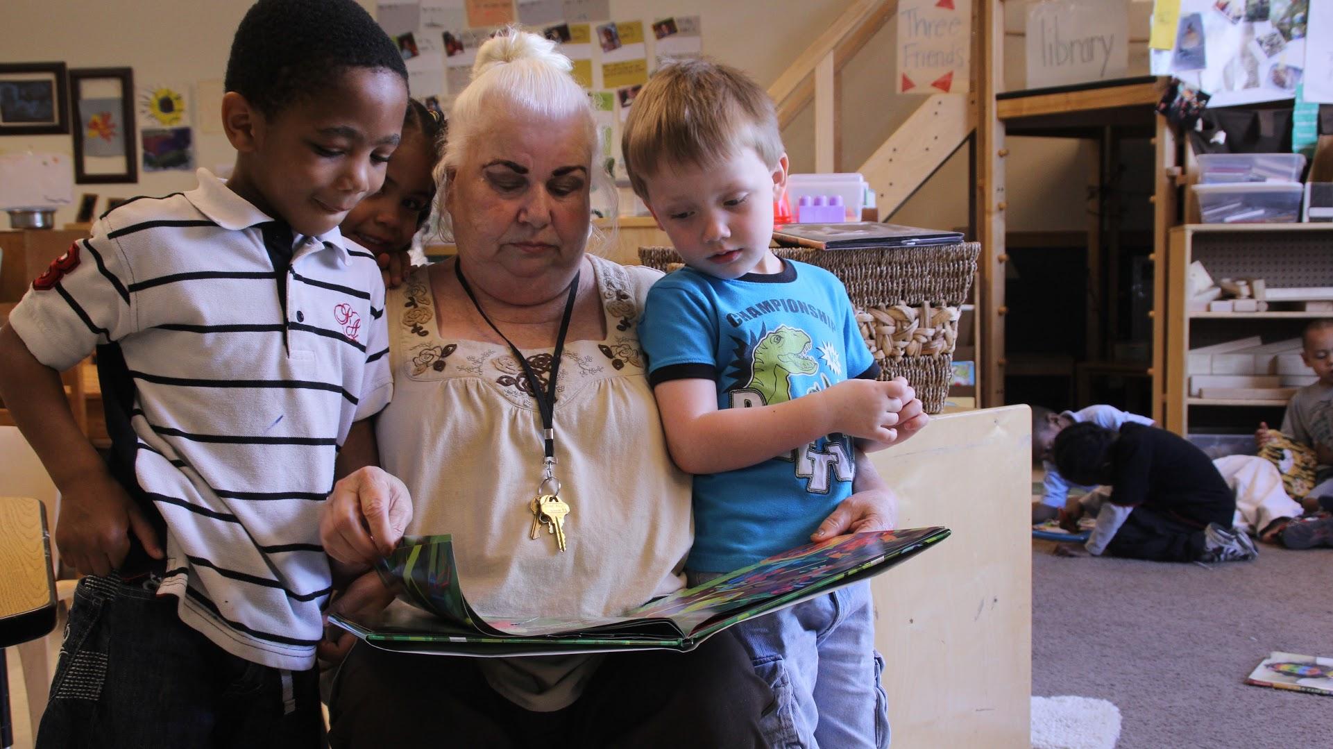 RS Foster Grandparents Program