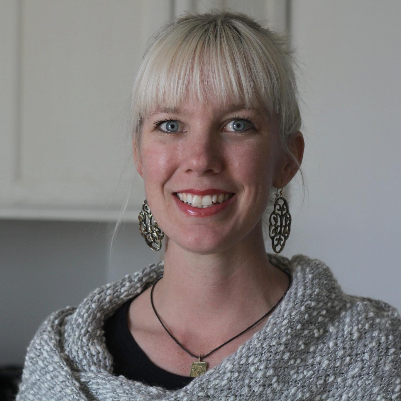 Jodi Mathews -- Communications & Grants Manager
