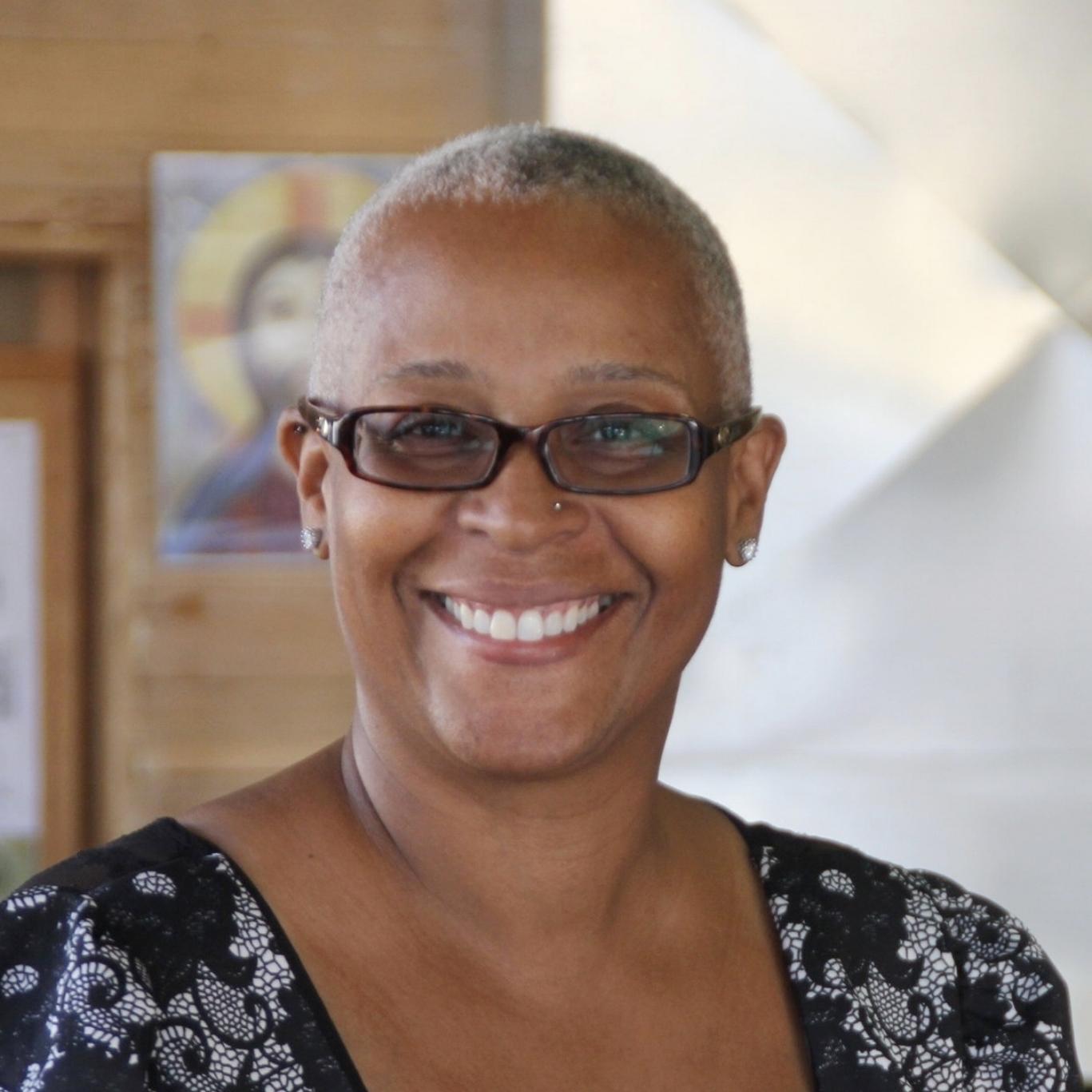 Olivette Hamilton -- Foster Grandparents Project Coordinator