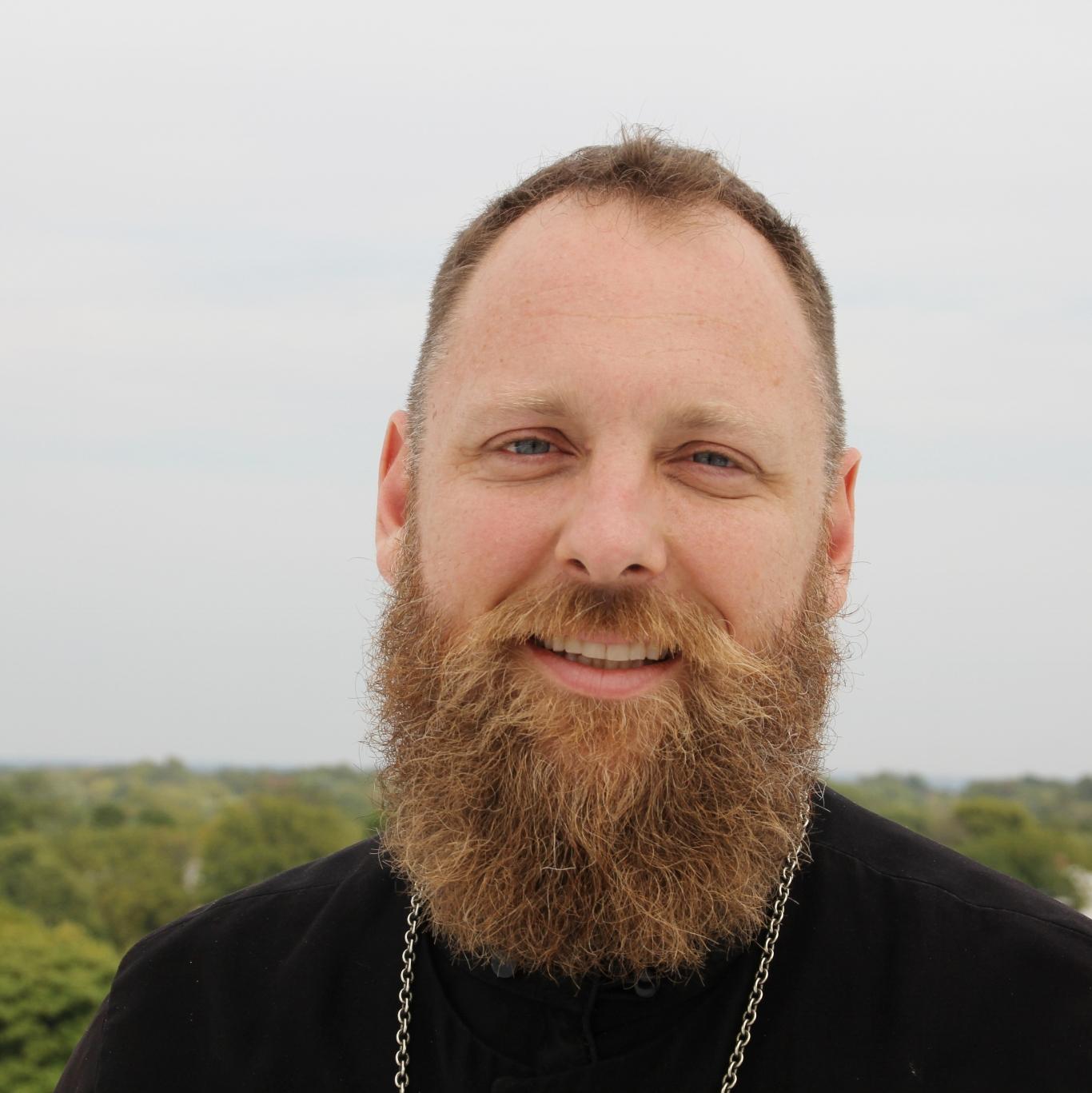 Father Justin Mathews -- Executive Director