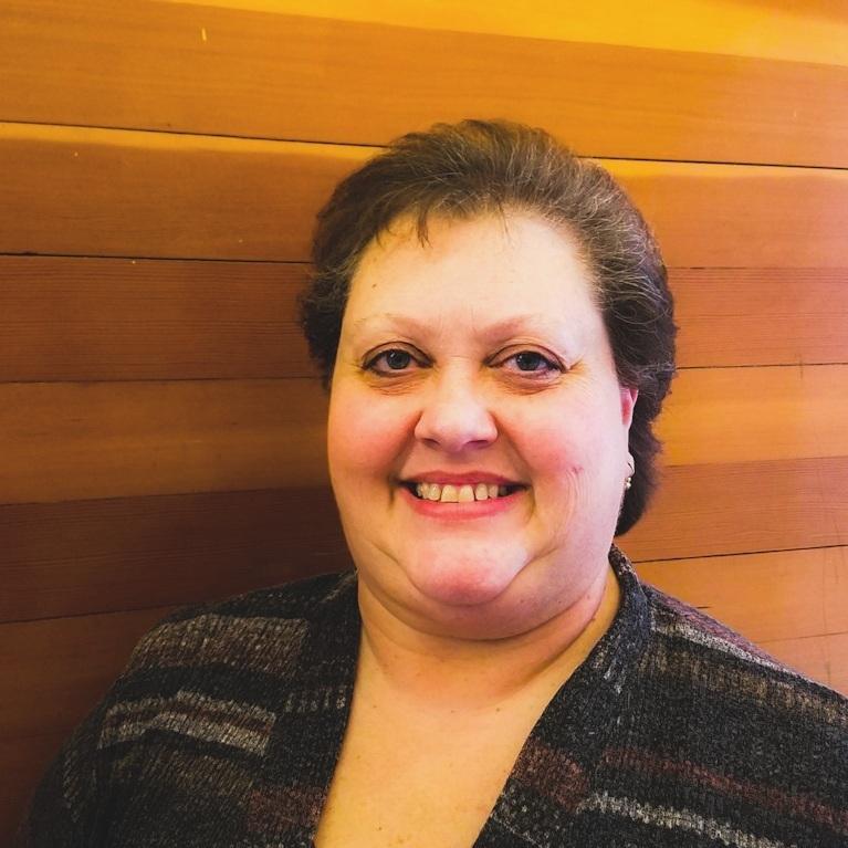 Angela Dickson — Executive Assistant