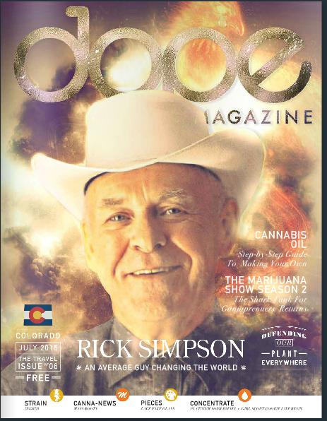 DOPE Magazine  // Denver Colorado // PG.42 //2015