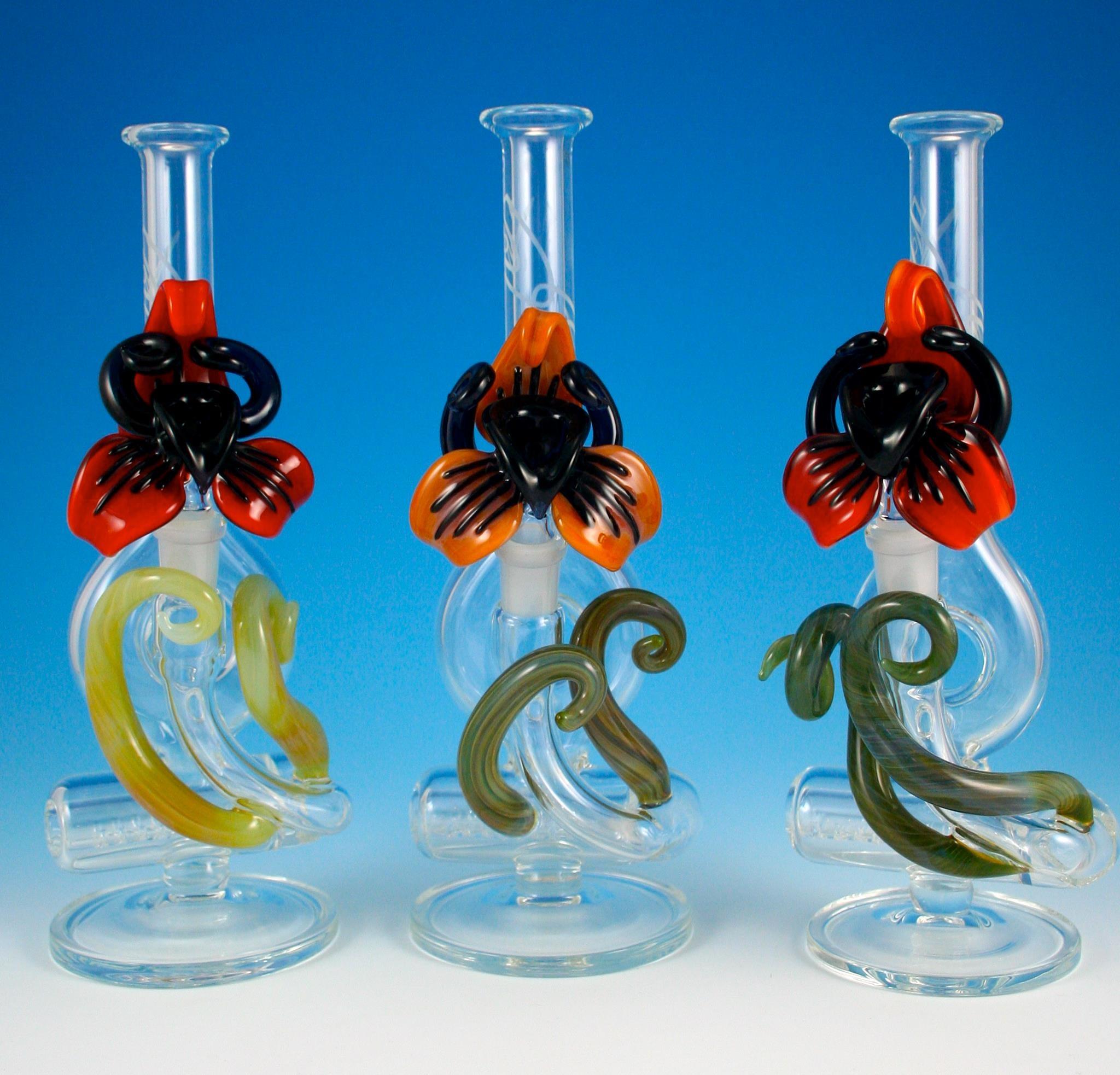 Mini Flower Tubes x