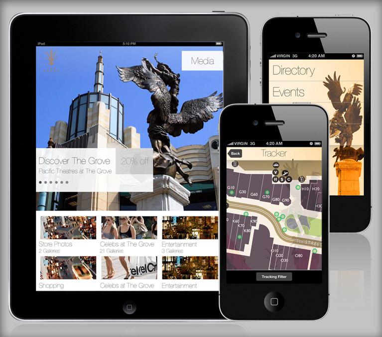 The Grove - App