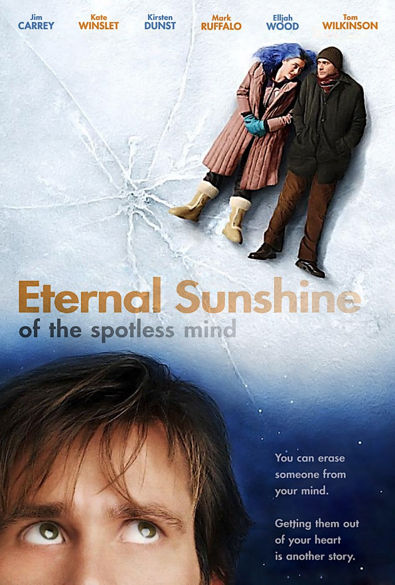 "This reminded me of one of my favorite movies of all time Michael Gondry's ""Eternal Sunshine of the Spotless Mind"