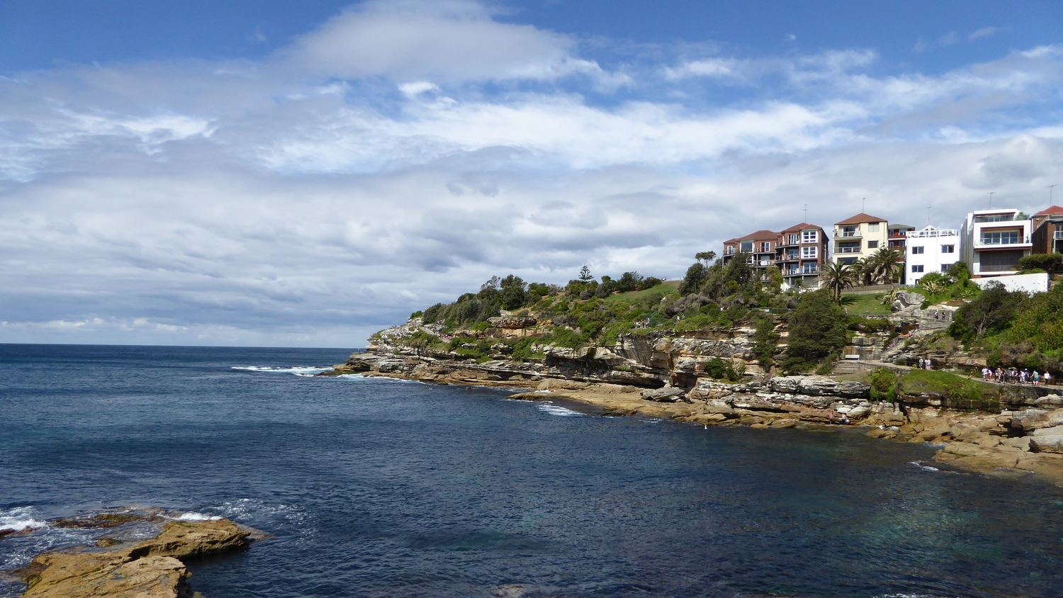 Bondi to Bronte coastal walk